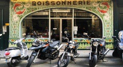 Restaurant Fish La Boissonnerie