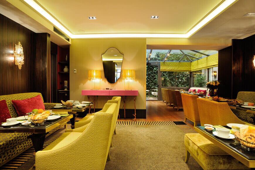 Hotel Baume 4 Etoiles Paris St Germain Des Pres