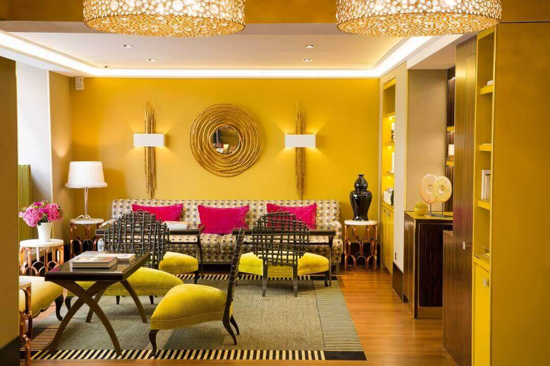 Hotel baume 4 star paris st germain des pres quartier for Designhotel paris