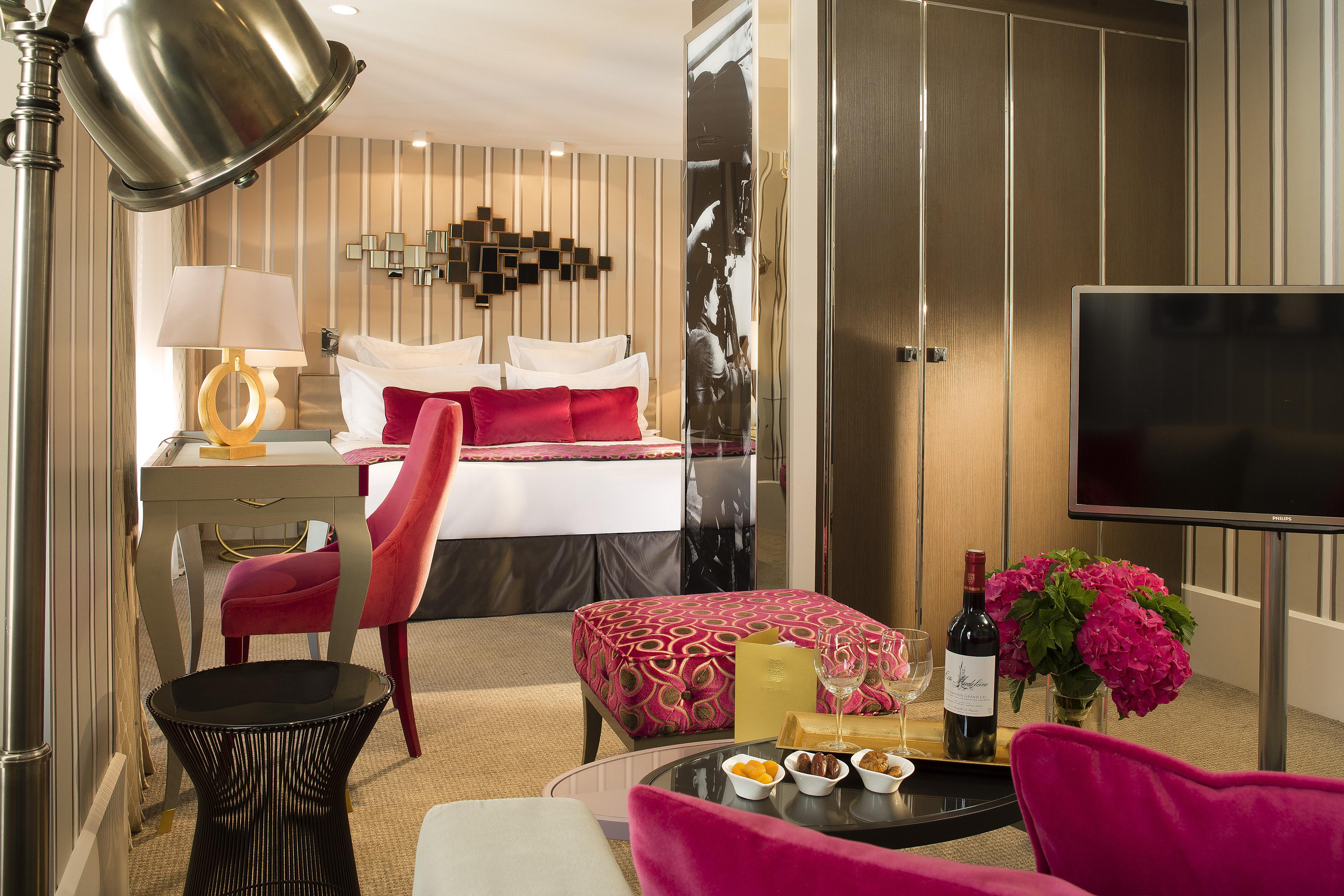 Reviews Hotel Baume 4 star hotel Paris